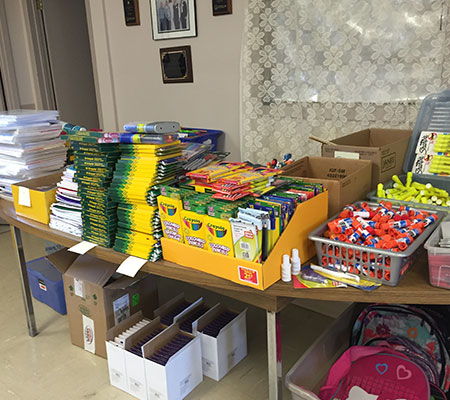 Community Care of West Niagara | Donate Back to School Supplies